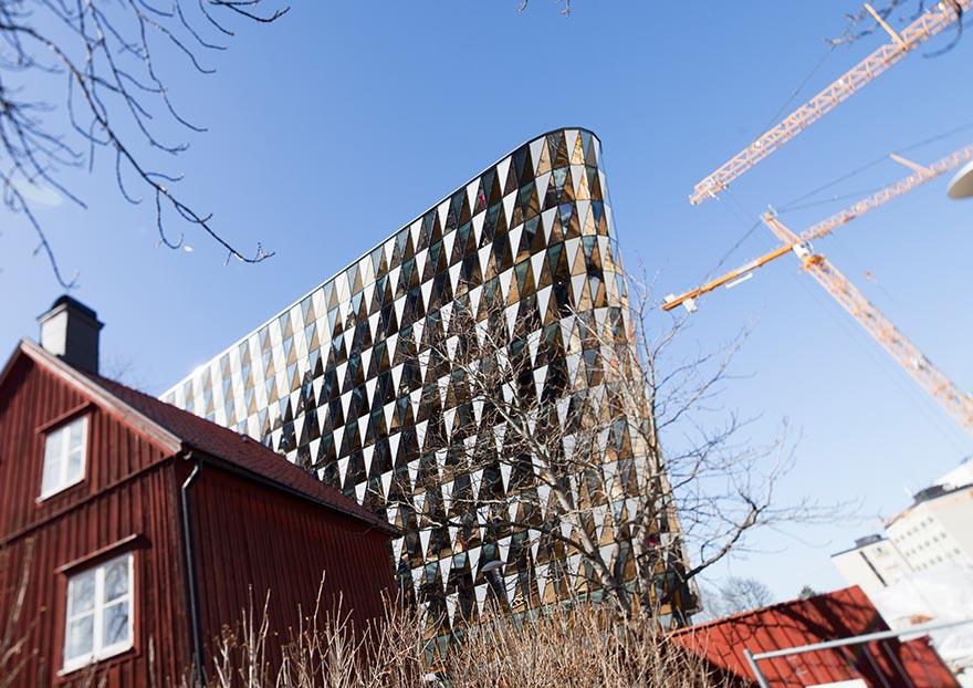 Aula Karolinska i Solna