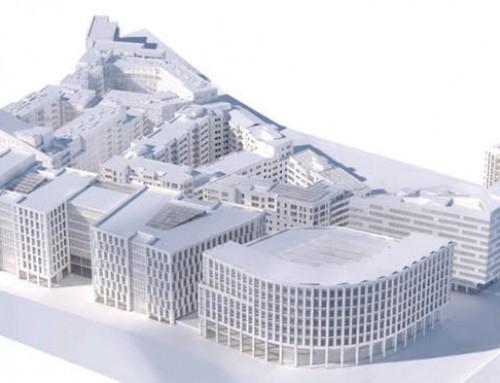 Stora Frösunda 2, ny stadsdel